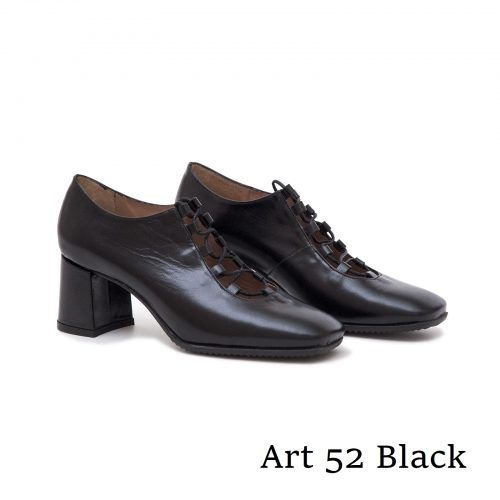Shoes Art 52 Black