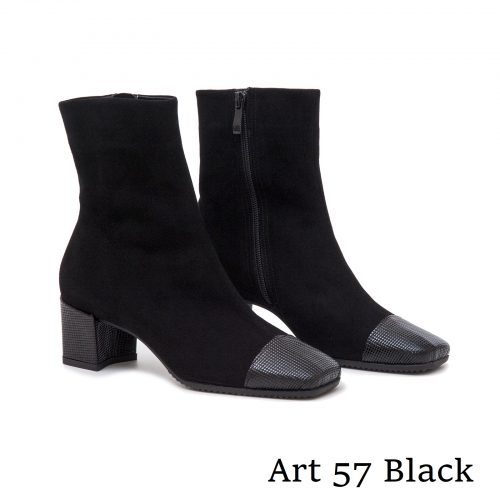 Shoes Art 57 Black