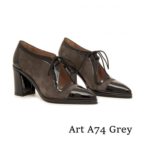 Shoes Art 174 Grey