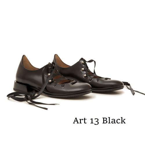 Casual Art 13 Black