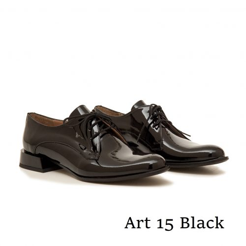 Shoes Art 15 Black