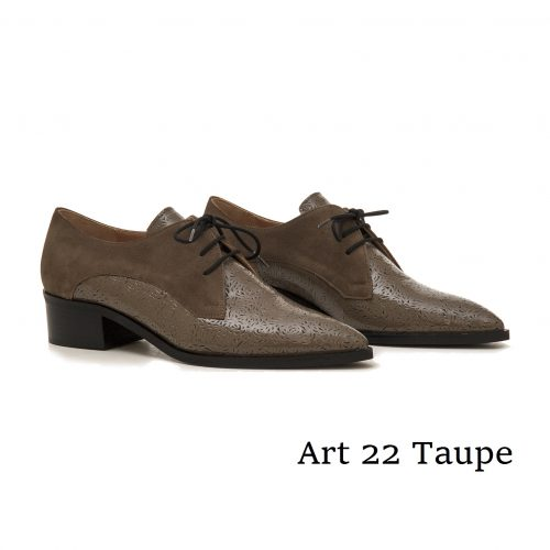 Shoes Art 22 Taupe