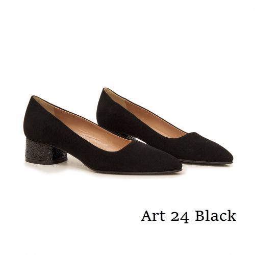 Shoes Art 24 Black