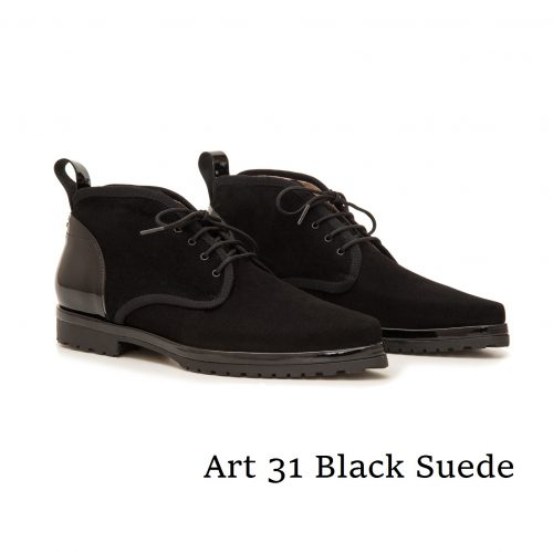 Shoes Art 31 Black