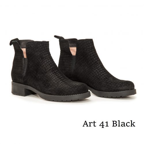 Shoes Art 41 Black
