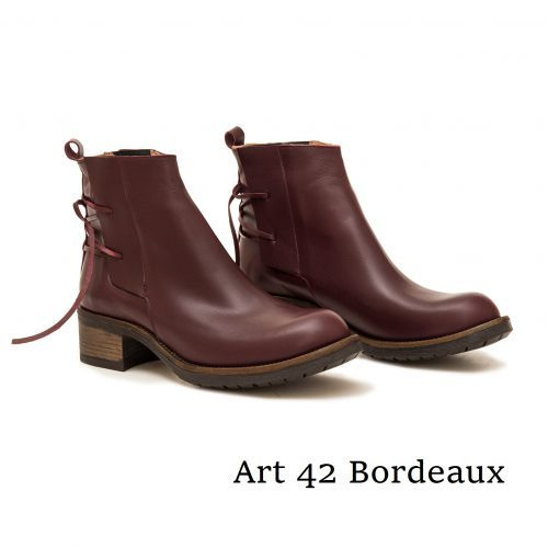 Shoes Art 42 Bordeaux