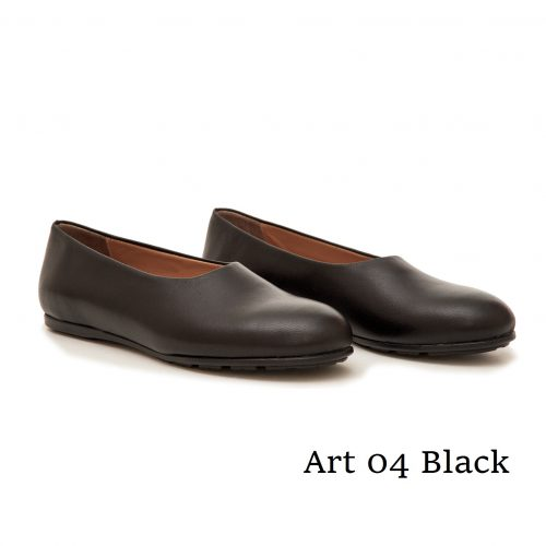 Casual Art 04 Black