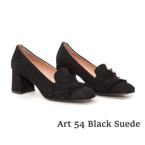 Shoes Art 54 Black
