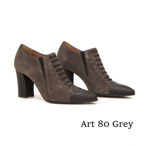 Shoes Art 80 Grey
