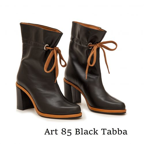 Shoes Art 85 Black Tabba
