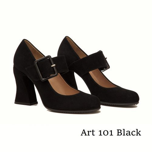 Shoes Art 101 Black