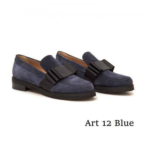 Shoes Art 12 Blue