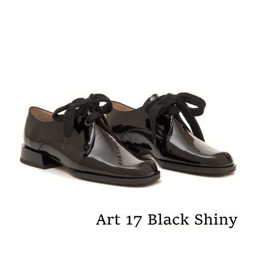 Shoes Art 17 Black Shiny