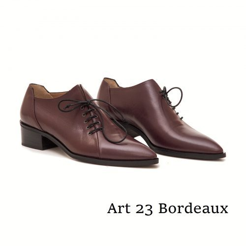 Shoes Art 23 Bordeaux
