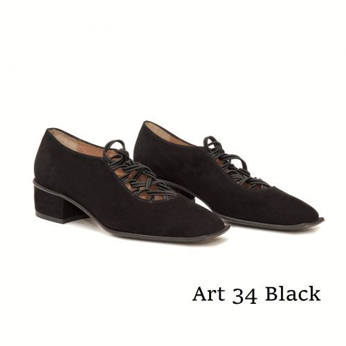 Shoes Art 34 Black