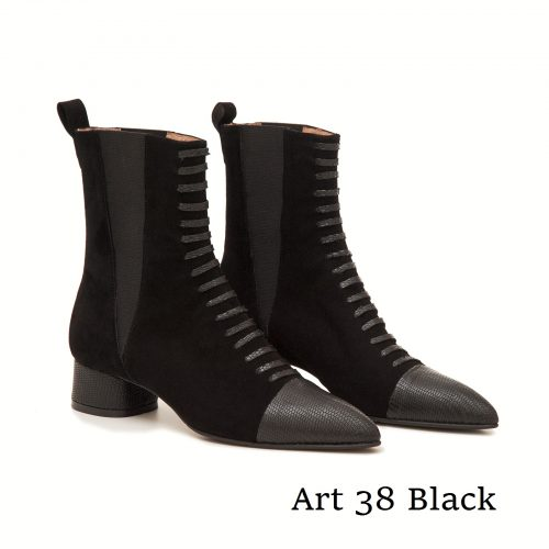 Shoes Art 38 Black