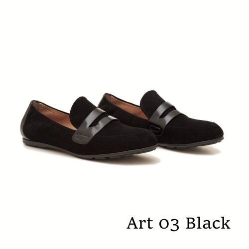 Shoes Art 03 Black
