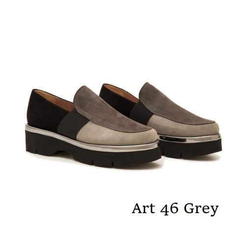 Shoes Art 46 Grey