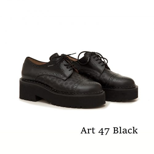 Shoes Art 47 Black