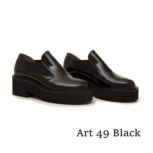 Shoes Art 49 Black