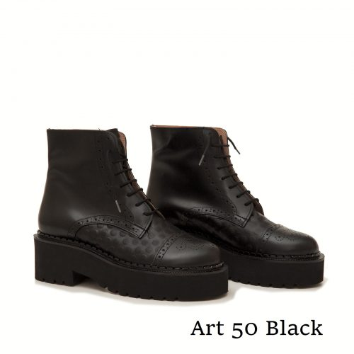 Shoes Art 50 Black