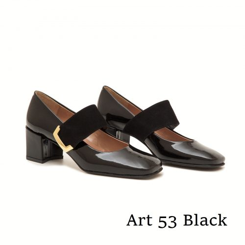 Shoes Art 53 Black
