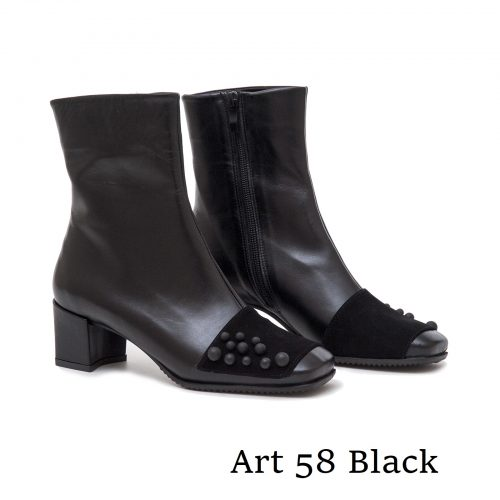 Shoes Art 58 Black