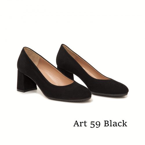 Shoes Art 59 Black
