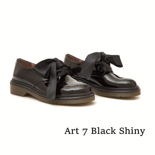 Shoes Art 07 Black Shiny