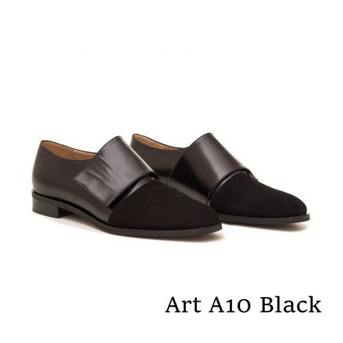 Shoes Art Α10 Black