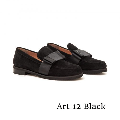 Shoes Art 12 Black