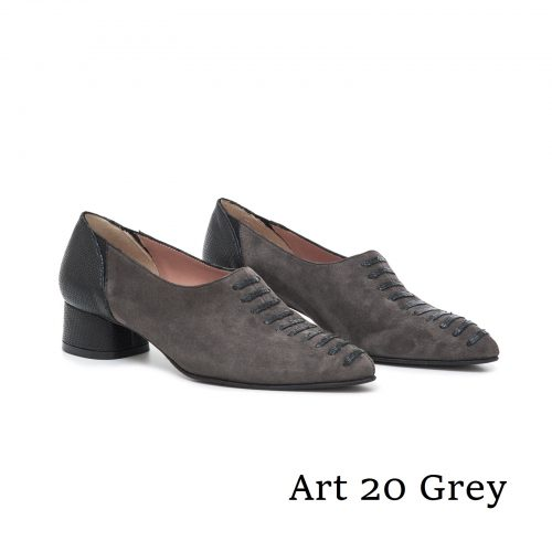 Shoes Art 20 Grey