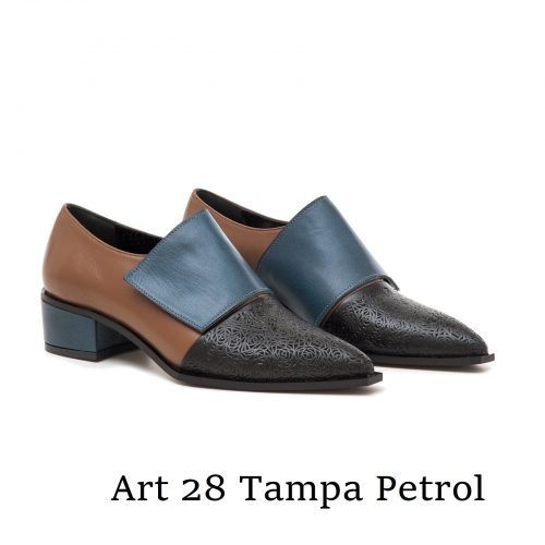 Shoes Art 28 Tampa Petrol