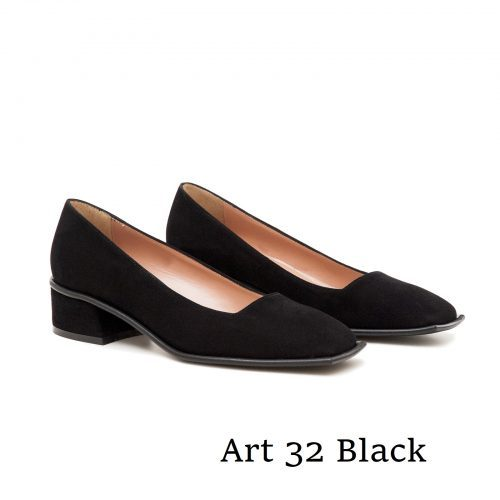 Shoes Art 32 Black