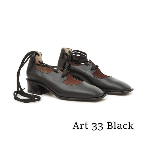 Shoes Art 33 Black