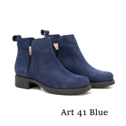 Shoes Art 41 Blue