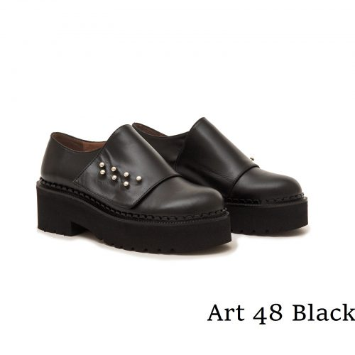 Shoes Art 48 Black