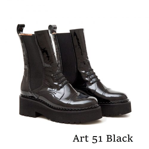 Shoes Art 51 Black