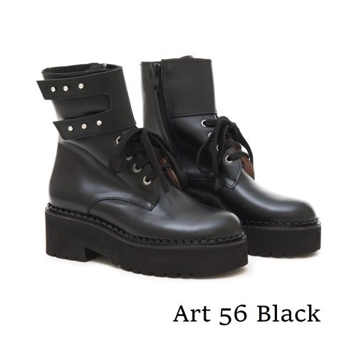 Shoes Art 56 Black