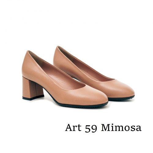 Shoes Art 59 Mimosa
