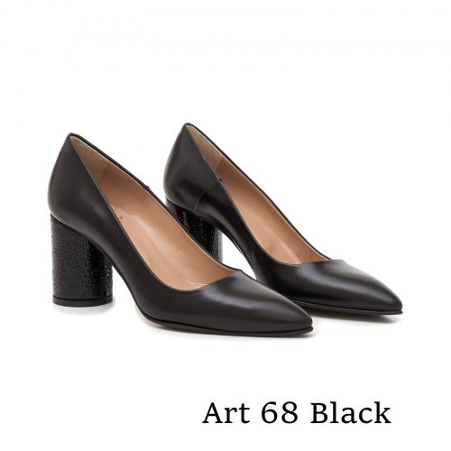 Shoes Art 68 Black
