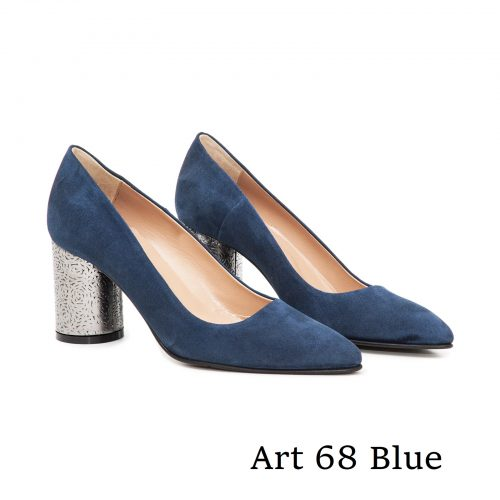 Shoes Art 68 Blue
