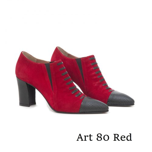 Shoes Art 80 Red