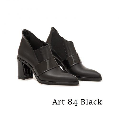 Shoes Art 84 Black