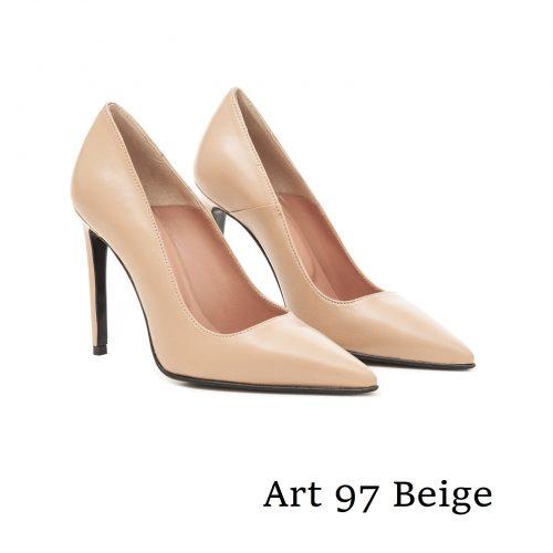 Shoes Art 97 Beige
