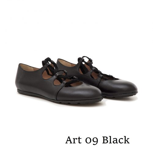 Shoes Art 09 Black