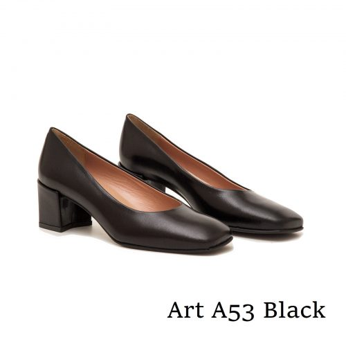 Shoes Art A53 Black