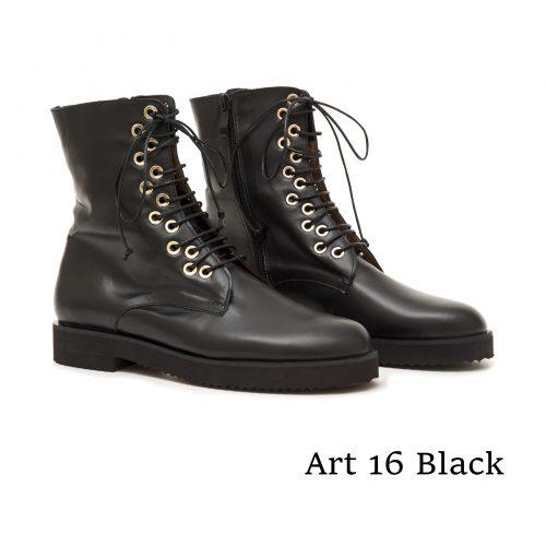 Shoes Art 16 Black