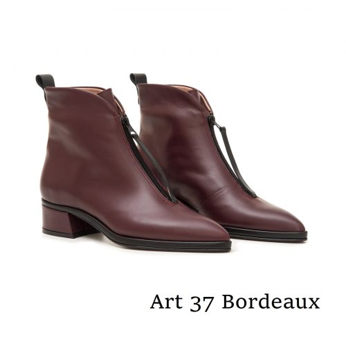 Shoes Art 37 Bordeaux