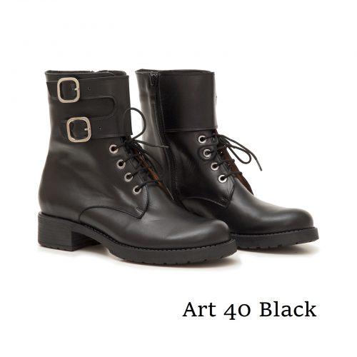 Shoes Art 40 Black